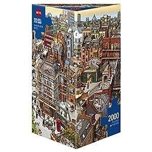 Heye Puzzle Sherlock Co 2000 Pezzi Multicolore 29753