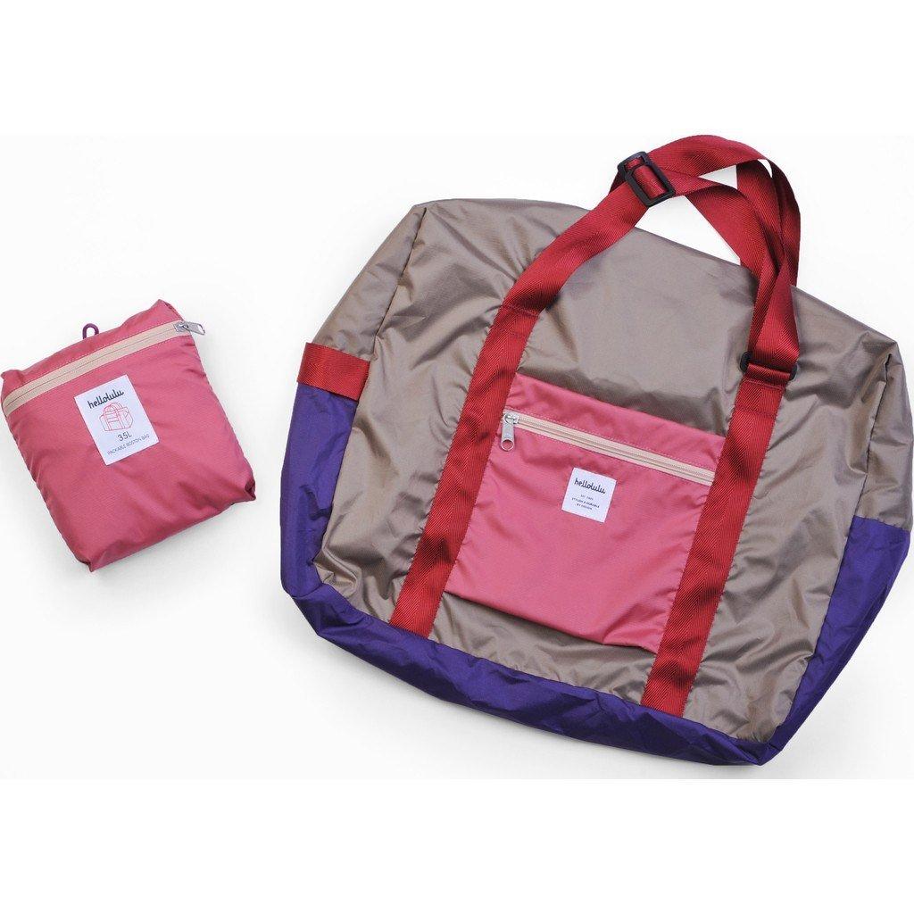 Hellolulu Hali Packable 35L Duffel Bag