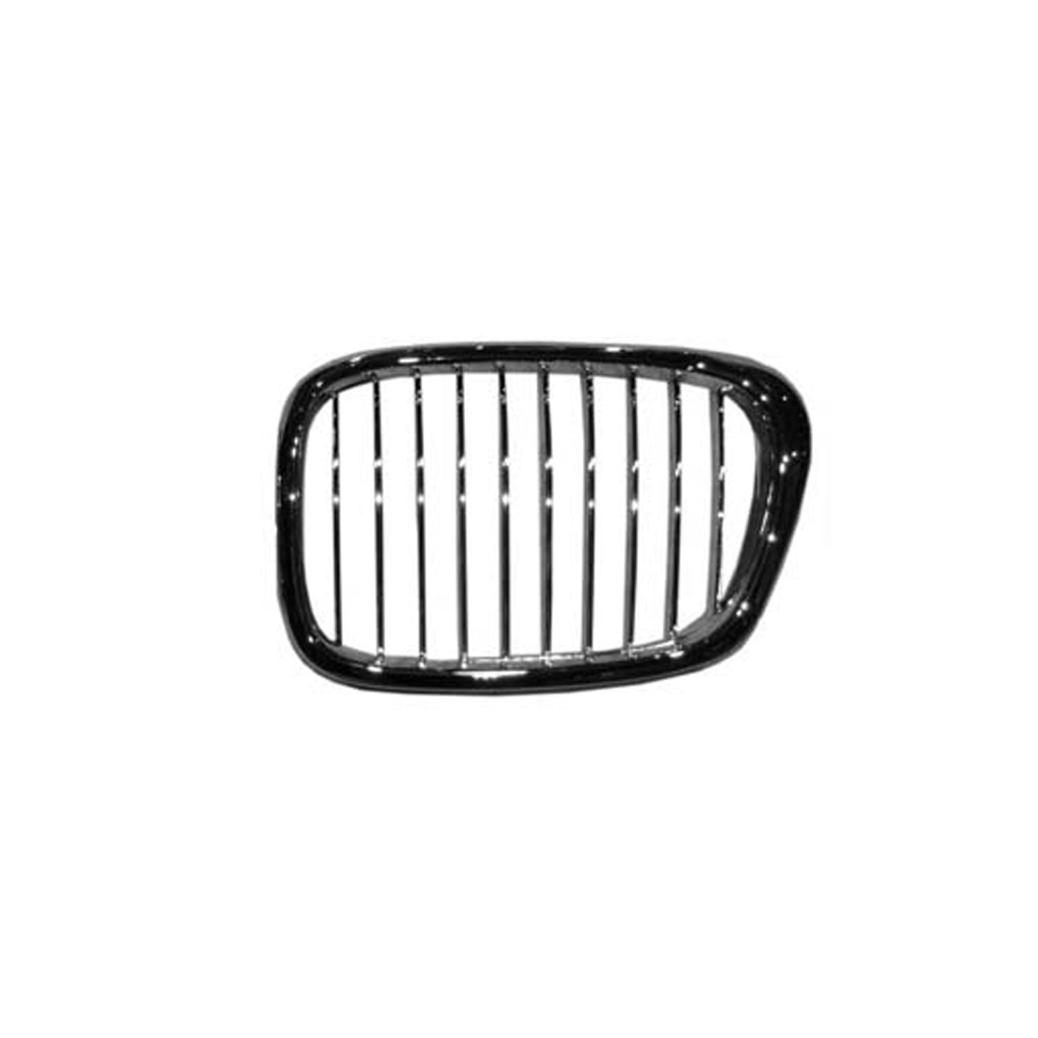 Unknown OE Replacement BMW 525//530//545 Driver Side Grille Assembly Partslink Number BM1200142