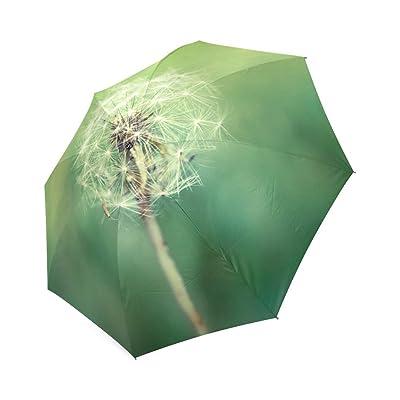 Personalized Dandelion Seeds Personalized Foldable Raining Umbrella