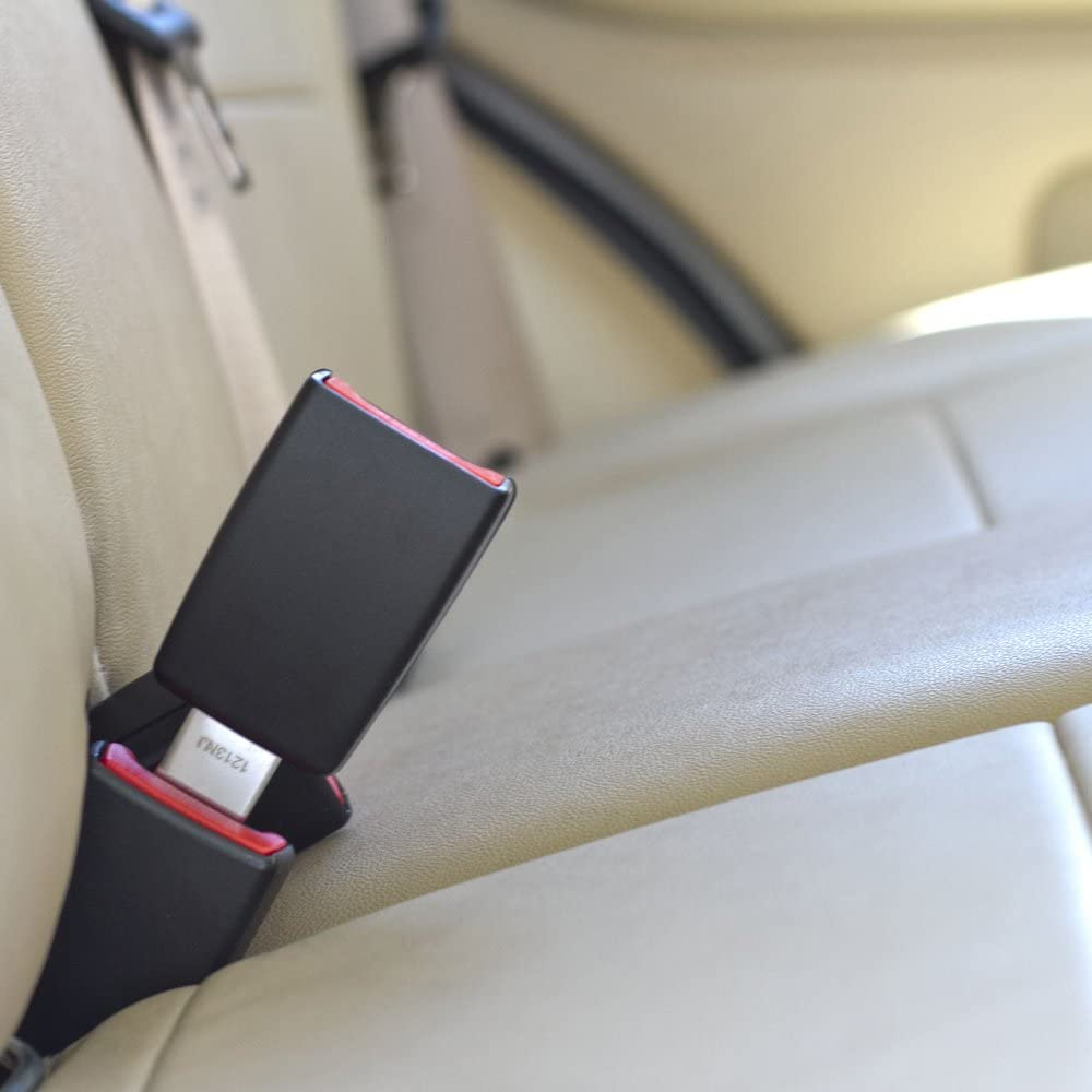 - Buckle Up to Drive Safely 2-Pack Type A, 7//8 Wide Metal Tongue Rigid 3 Seat Belt Extender E-Mark Safety Certified