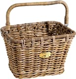 Cheap Nantucket Bicycle Basket Co. Tuckernuck Dutch Rectangle Basket w/Hooks