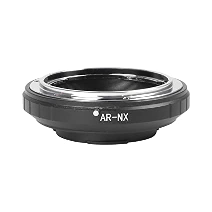 Adaptador de Montura de Lente AR-NX de aleación de Aluminio + ...