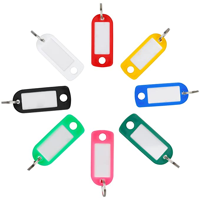 Review Uniclife Key Tags with