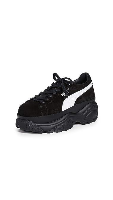 0f9a0c46c9b7 PUMA Women s Suede Buffalo Sneakers