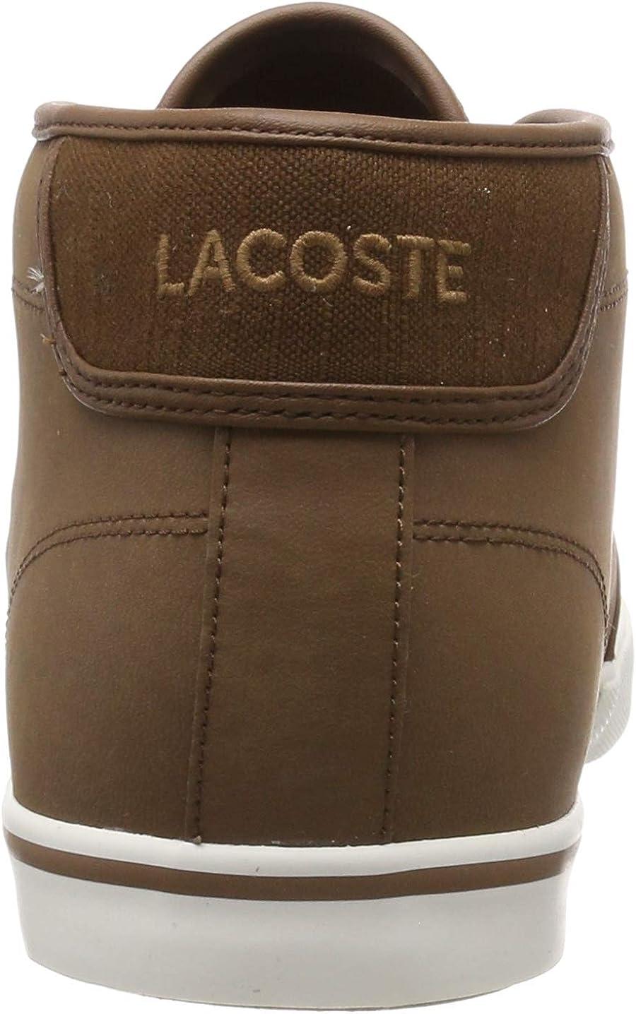 Lacoste Ampthill 119 1 CMA, Zapatillas Altas para Hombre: Amazon ...