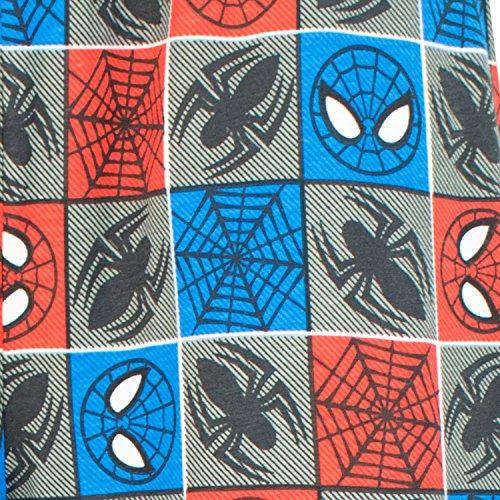 Marvel Herren Spiderman Schlafanzughose