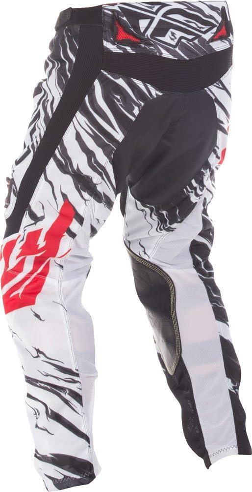 Fly Racing /& Motocross Mesh Hose schwarz-wei/ß-rot Fahrerhose
