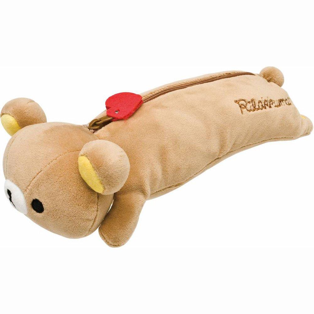 Rilakkuma plush toy pen pouch (Rilakkuma PY15001) PY15001 (japan import) San-X