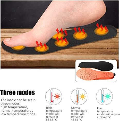 Size New 36-46 Warm Comfortable Genuine Sheepskin Insoles Replacement Cut-to-Fit