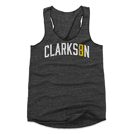 ae302181e0e 500 LEVEL Jordan Clarkson Women's Tank Top Small Black - Cleveland  Basketball Women's Apparel - Jordan