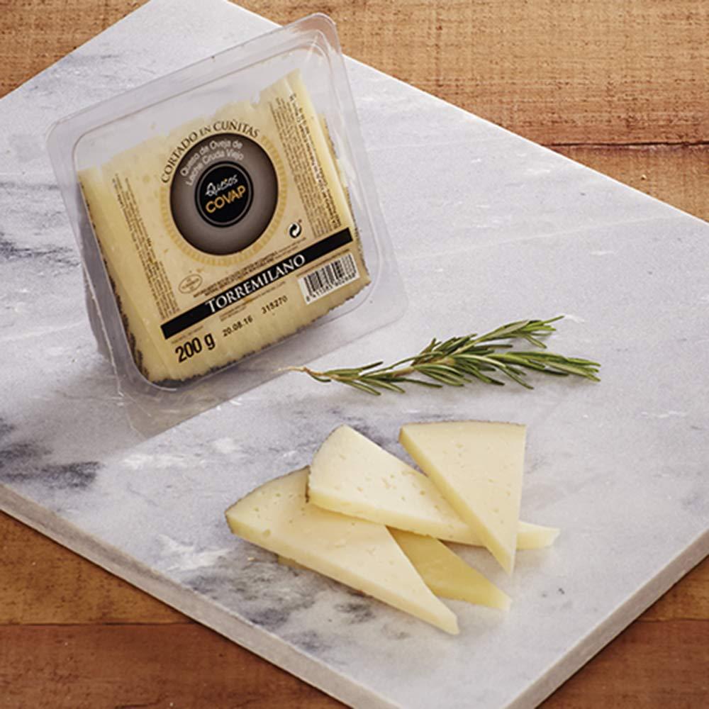 Ibéricos COVAP,queso de oveja de leche cruda viejo torremilano,cortado,6 de 200 gr. (Total 1.2 kg.): Amazon.es: Alimentación y bebidas