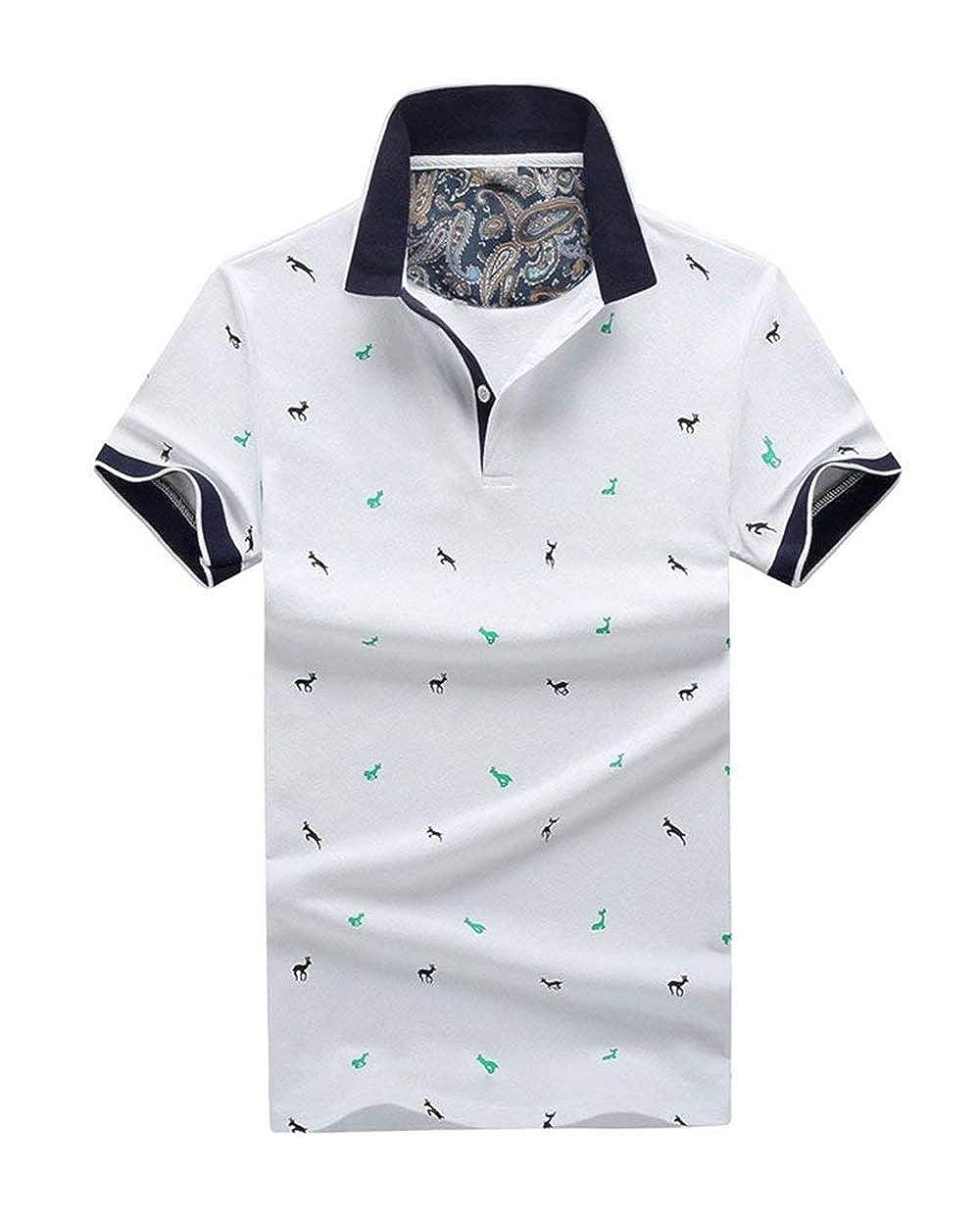 Lannister Fashion Camisas De Polo De Hombre Camisa De Polo Retro ...