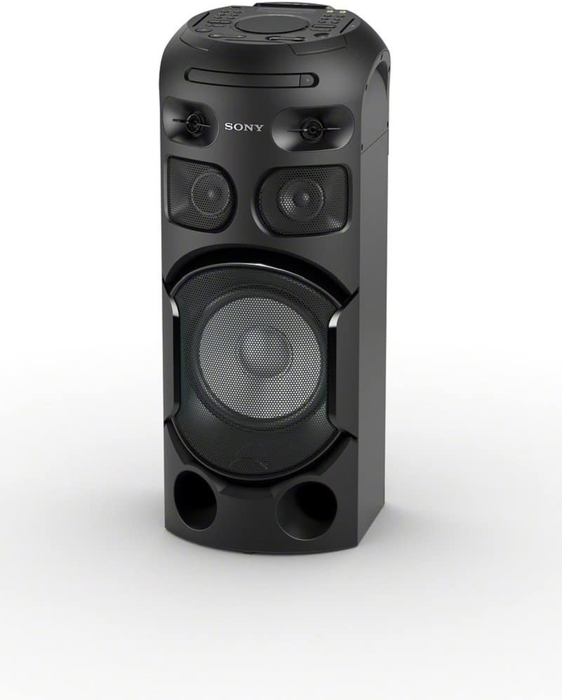 Sony MHC-V41D - Sistema Audio (Bluetooth, Luces de Fiesta, Control de Gestos, CD, DVD, USB, Entrada de Audio, HDMI)
