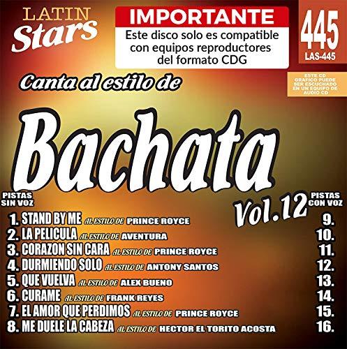 (Karaoke : Bachata Vol.12)