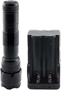 Meiyiu 1000 LM WF-502B CREE XM-L T6 5-Mode LED Flashlight Torch (Without Battery)
