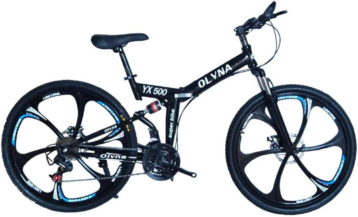 Bicicletas para Adultos De 26 Pulgadas Bicicletas De Montaña para ...
