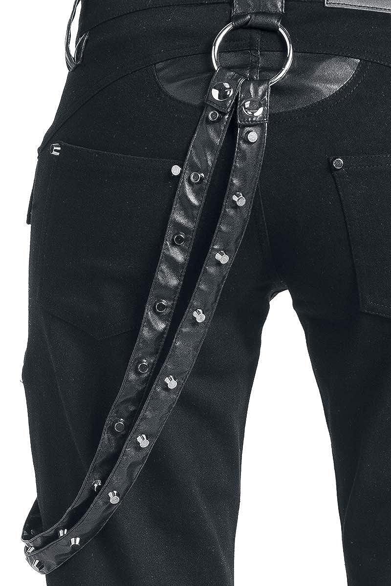 946804323fa49 Vixxsin Grain Pant Girls Trousers Black 31: Amazon.co.uk: Clothing