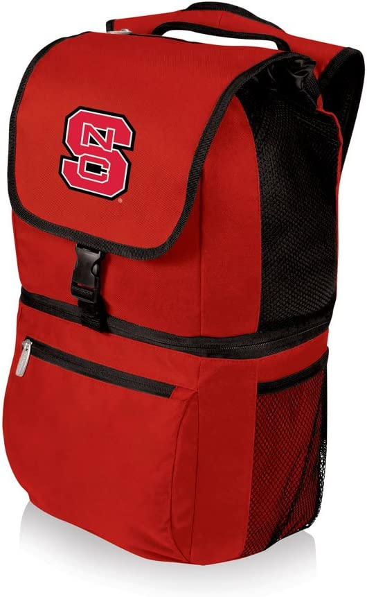 PICNIC TIME NCAA North Carolina State Wolfpack Zuma Insulated Cooler Backpack