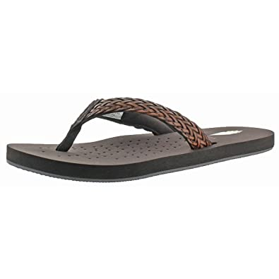 2bbb3a735 Image Unavailable. Image not available for. Color  Volatile Vezzie Women s  Braided Slide Thong Flip-Flops ...