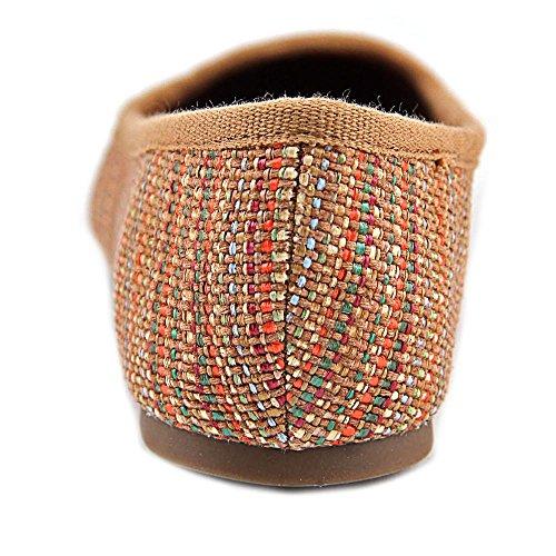 Indigo Rd Vino Dames Textiel Flats Beige Multi