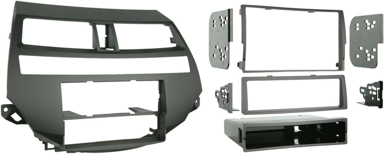 Scosche HA1707DGB Specialty Installation Dash Kit for 2008 Honda Accord Non-Navigation Vehicle