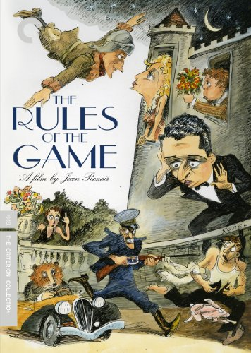 Criterion Collection: Rules of the Game [Reino Unido] [DVD]