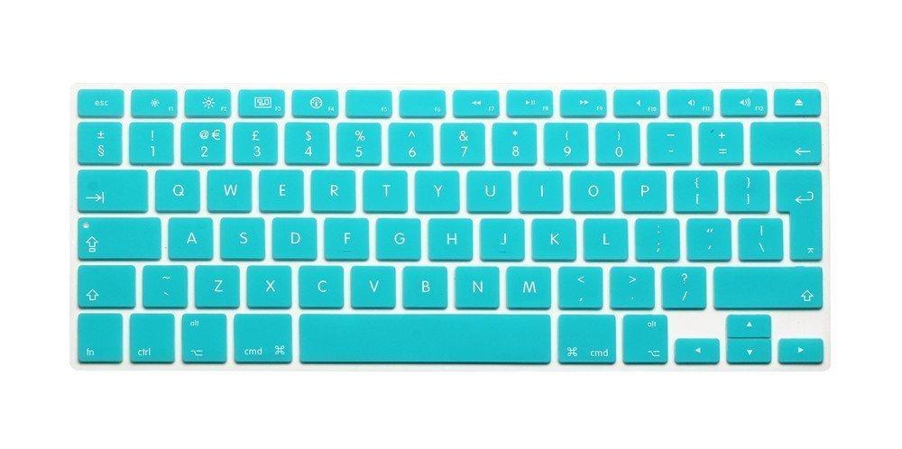 Cubierta HASESS® para teclado inglés para MacBook Pro de 13