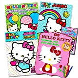 Hello Kitty Coloring & Activity Book Super Set ~ 5