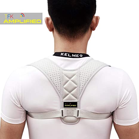 0e9b858cd Posture Corrector for Men and Women - Upper Back and Neck Support for  Natural Pain Relief - back ...