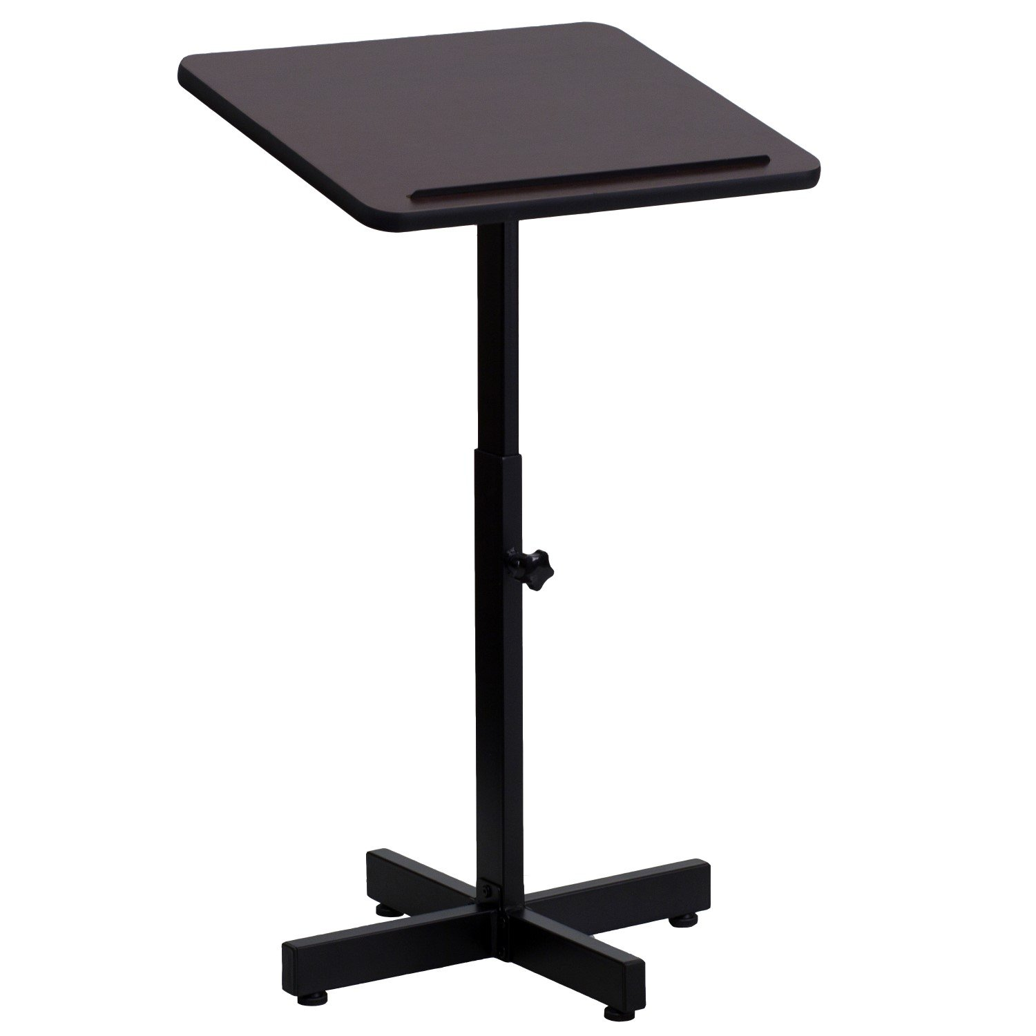 BBD Adjustable Height Metal Lectern