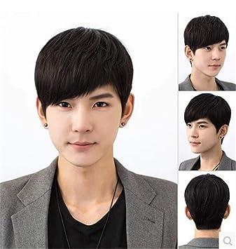 Pour homme postiches coréen type Beau Cheveux