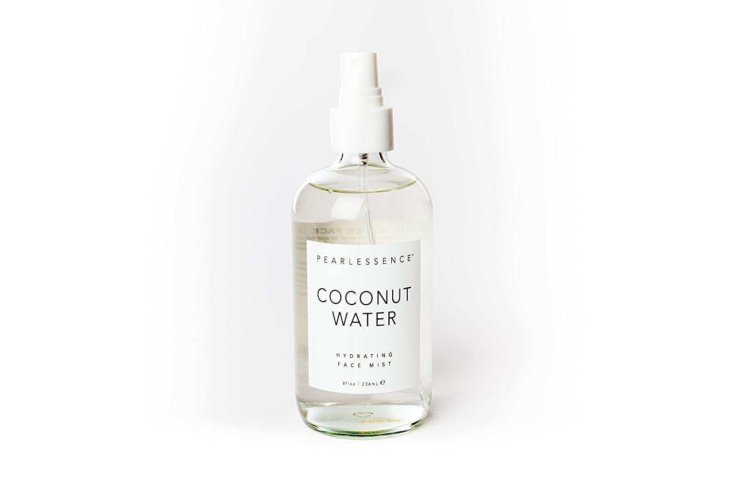 PearlEssence Coconut Water Hydrating Face Mist 8 ounces