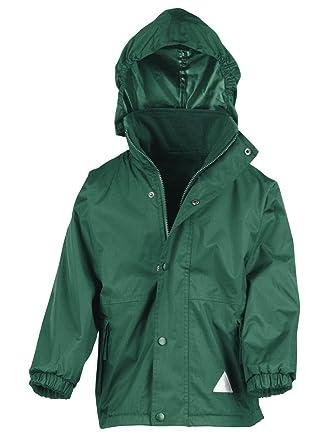 Result Junior/Youth Reversible Stormstuff Jacket Impermeable para Niñas
