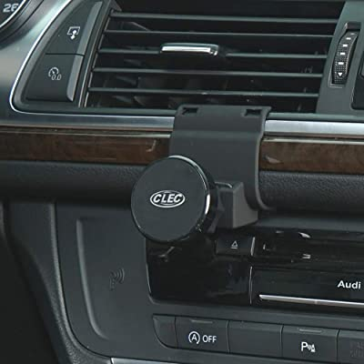 Phone Holder for Audi A6,Adjustable Air Vent Cell Phone Holder,Dashboard Cell Phone Holder for 2020 2020,Car Phone Mount for iPhone 7 iPhone 6s iPhone 8,for Samsung,Smartphone for 4.7/5/5.5/6 Inches