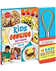 Kids Cooking: Tasty Recipes with Step-By-Step Photos (Klutz)