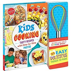 Klutz Kids Cooking Activity Book