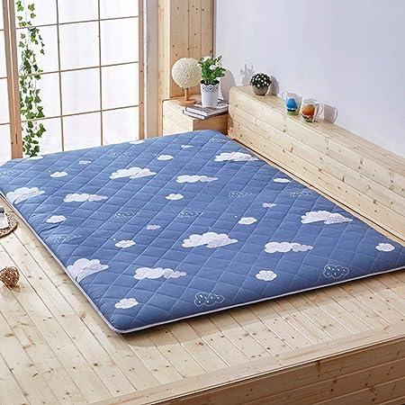 GJP Colchón de algodón Tatami Futón, Dormitorio Colchón de Piso Tatami, Sala de Estar Niños Tatami, colchón futón Espesor de Tatami 5 cm -c 90x200 cm (35x79 Pulgadas): Amazon.es: Hogar