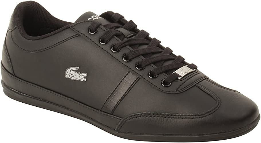 Lacoste Men's Misano Sport Croc Black