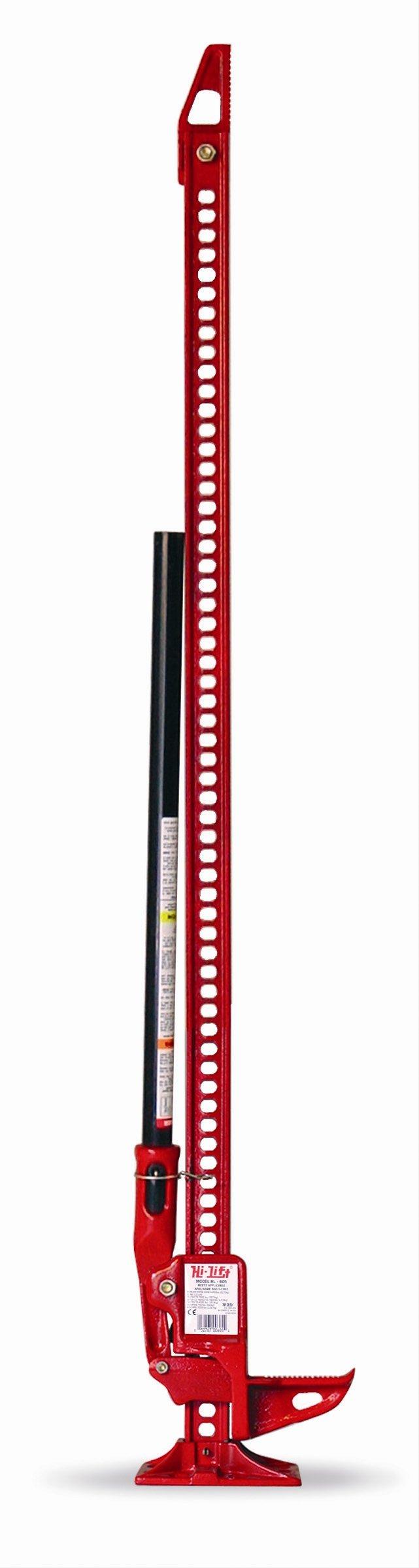 Hi-Lift Jack HL425 42'' Hi-Lift Red All Cast Jack by Hi-Lift