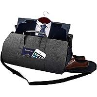 BUG 2 in 1 Convertible Garment Duffle Bag