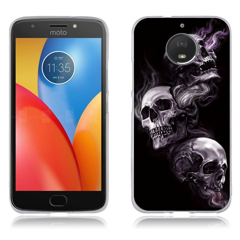 Funda Motorola Moto G6 Carcasa de Silicona Transparente TPU, 3D Relear,Dibujo de Colorido Cubo Mágico, Flexible -FUBAODA- Resistente a Los Arañazos en su Parte Trasera, Amortigua los Golpes, Funda Protectora Anti-golpes para Motorola Moto G6 (5.2