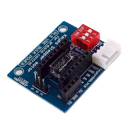 Kitechildhood HW-434 Impresora 3D A4988 DRV8825 Tablero de Control ...