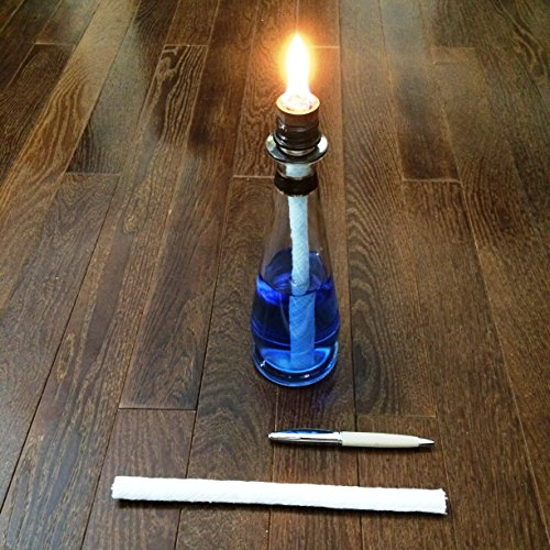 Cozyours Fiberglass Tiki Torch Wicks 9 85 Quot Long 12 Pcs