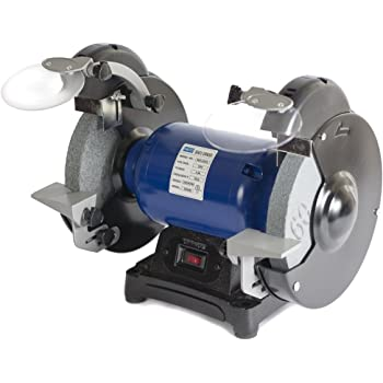 Grizzly G9717 Bench Grinder With 1 2 Inch Arbor 6 Inch