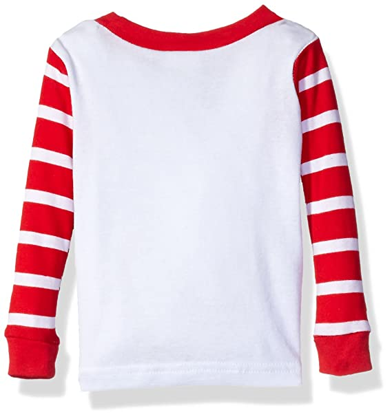 Amazon.com: Sesame Street Boys 4-Piece Cotton Pajama Set, Multi, 12 Months: Clothing