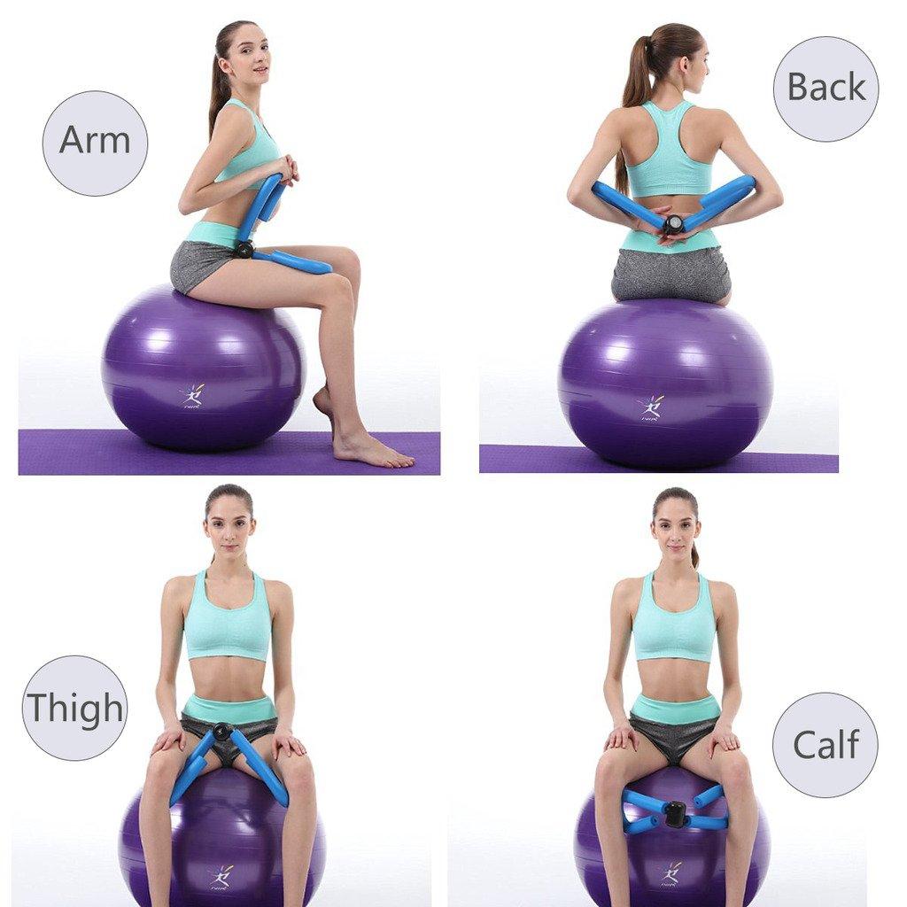 IVIM Appareil de musculation pour poitrine, bras et cuisses à la maison ou  en voyage 6ea74c284b57