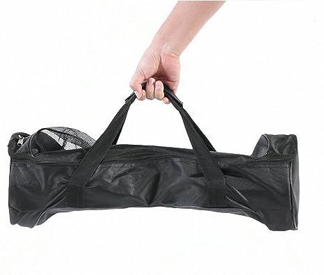 Bolsa de transporte para escúter eléctrico de 2 ruedas en negro