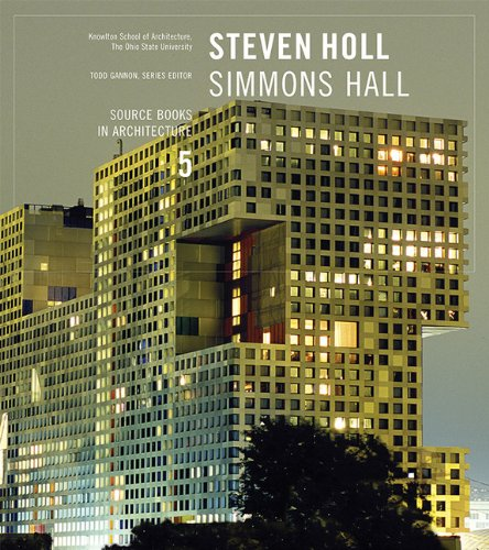 Download Steven Holl Architects/Simmons Hall pdf