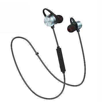 392fdb3b7e346c Bluetooth Earphones, BARA E2 Wireless Sports Headphones, IPX6 Waterproof  HiFi Stereo Headset, with